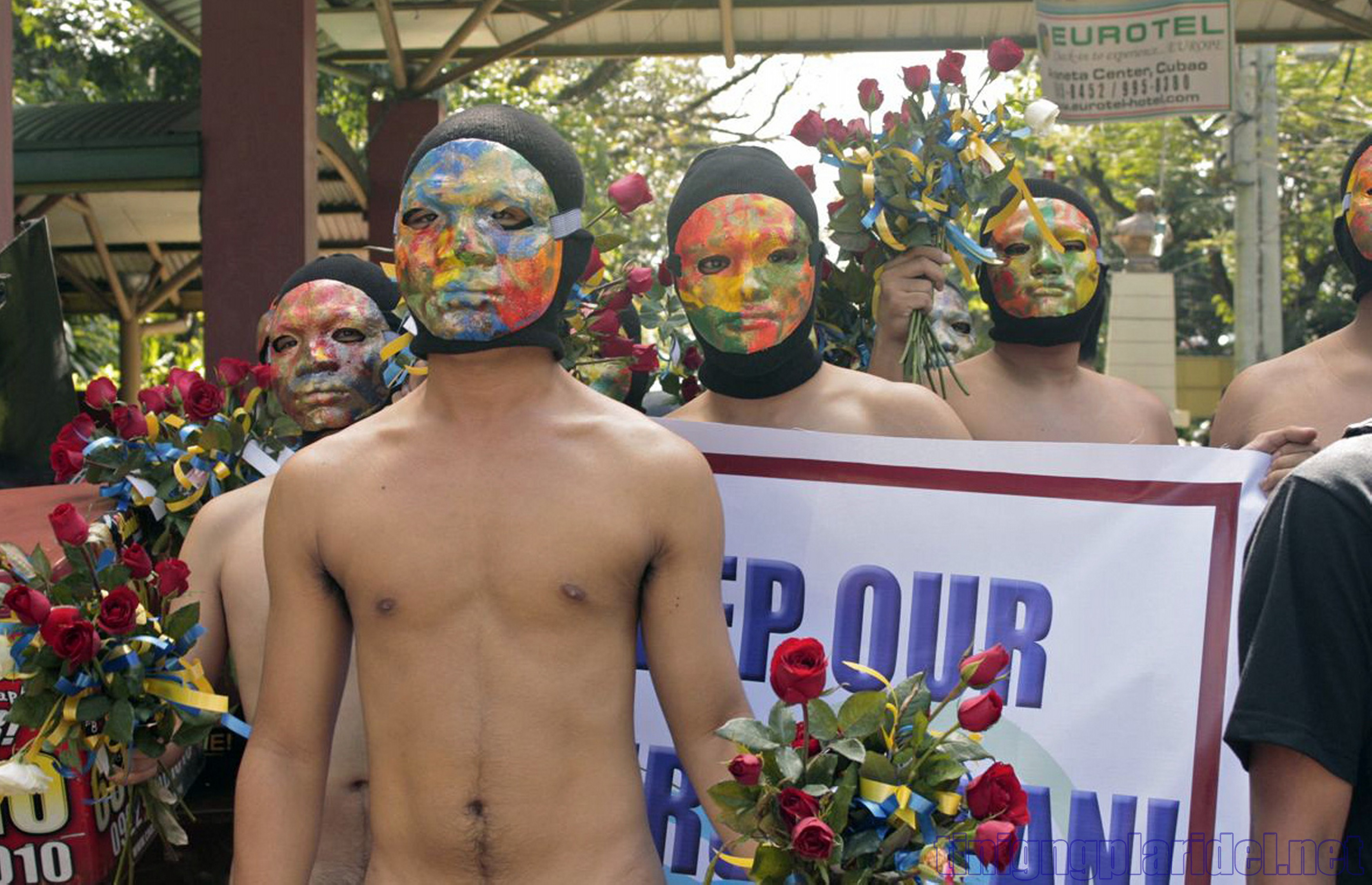 Oblation run 2011 up diliman dec 16 - 1 7