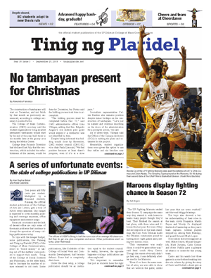 Download Tinig ng Plaridel 2nd Issue