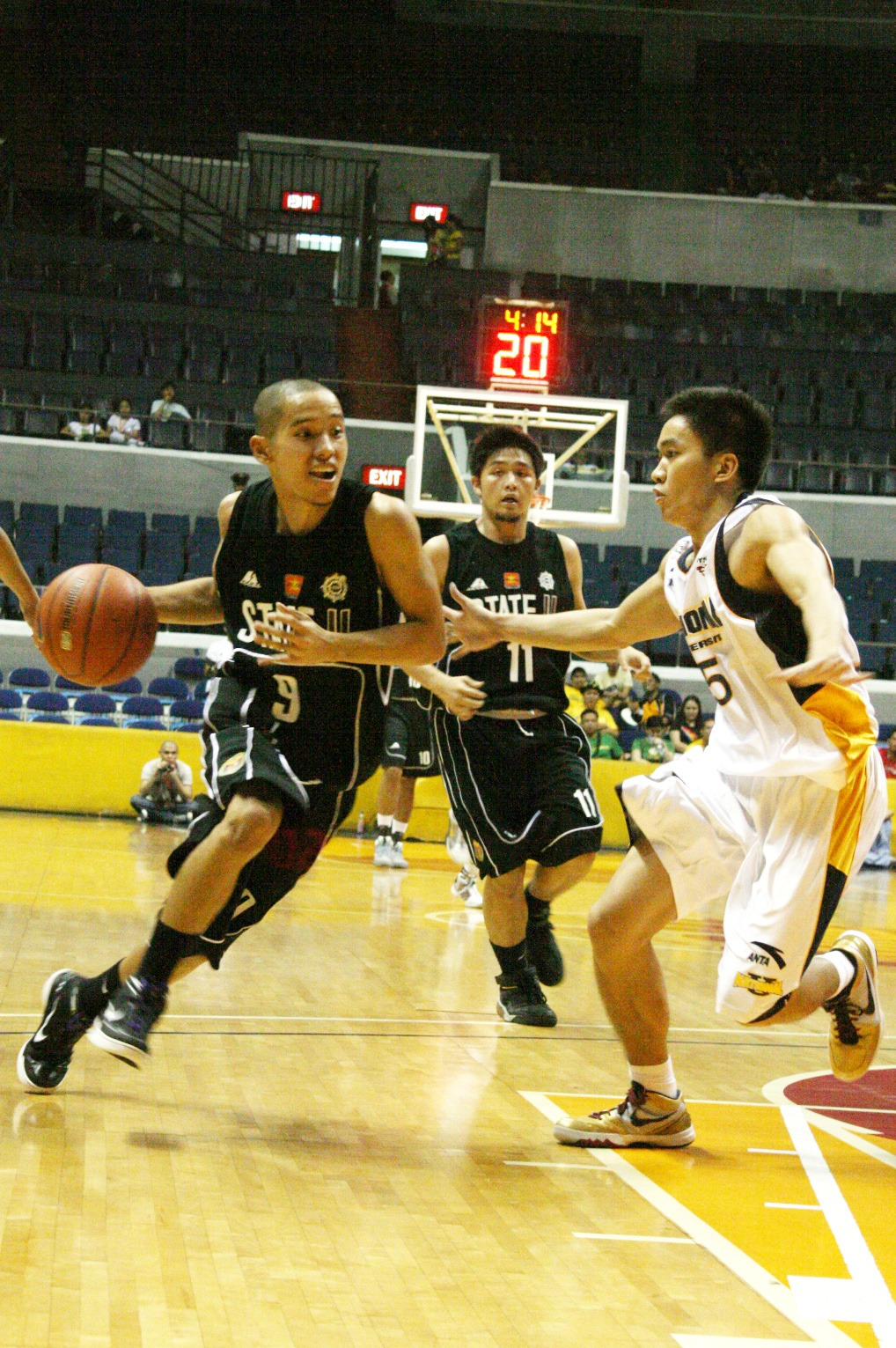 Mikee Reyes on target: profiling the Maroons' power shooter