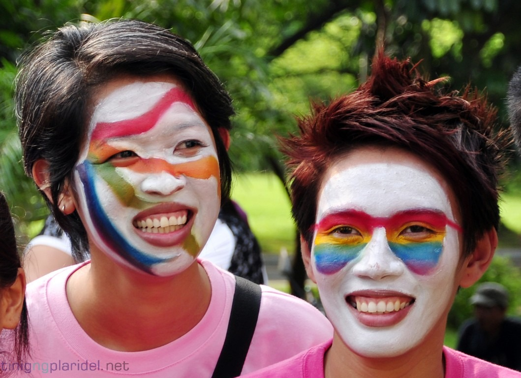 In Focus: LGBT community stages pride march