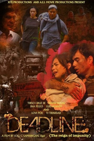 No shortage of heart: A review of Joel Lamangan's 'Deadline'