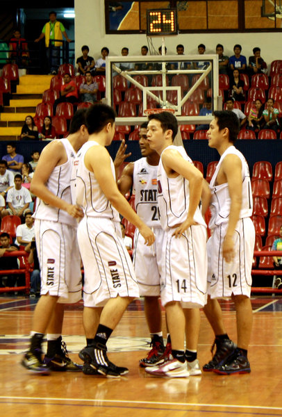 Still Some Fight Left in the UP Fighting Maroons