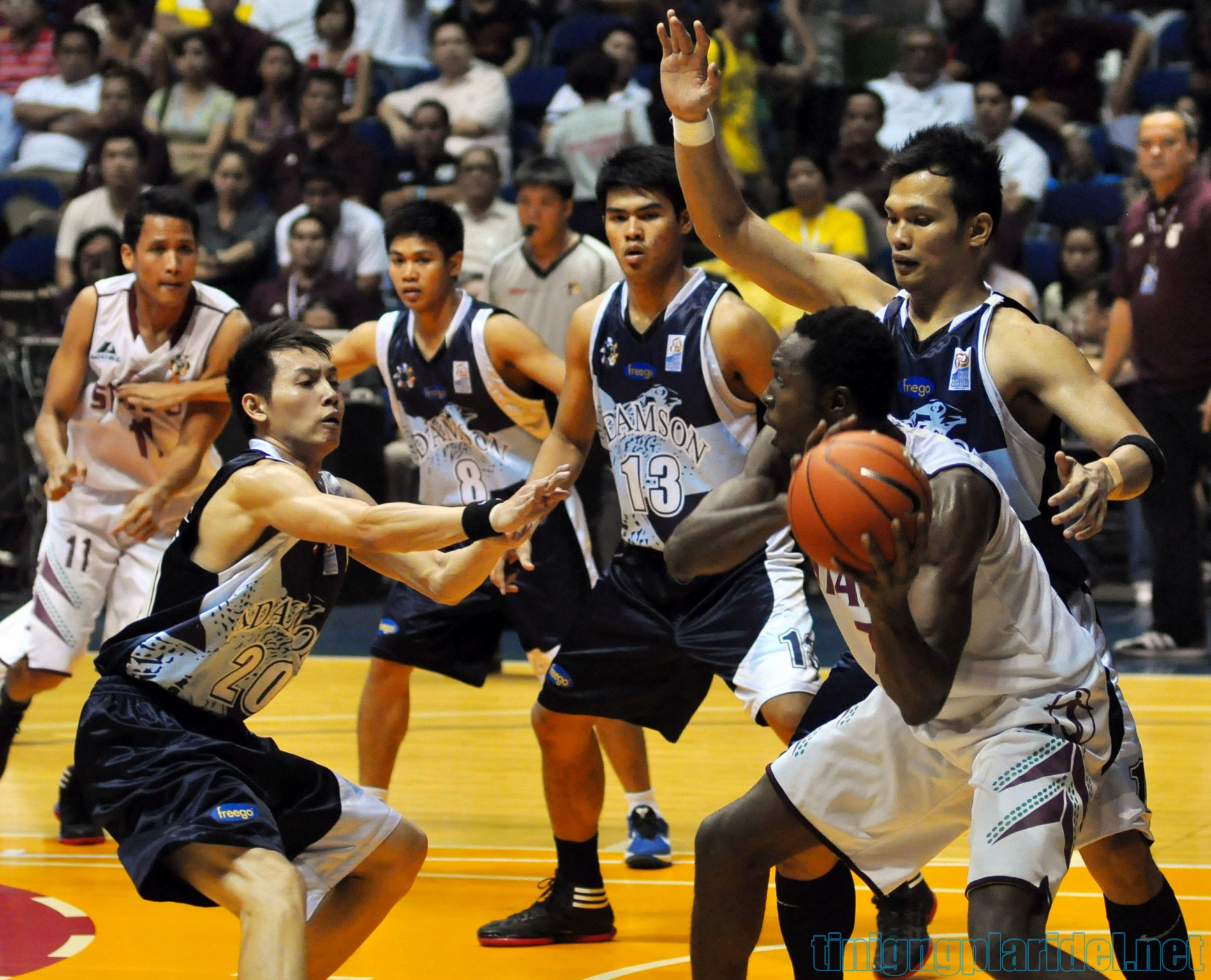 Lackluster Maroons surrender to Falcons