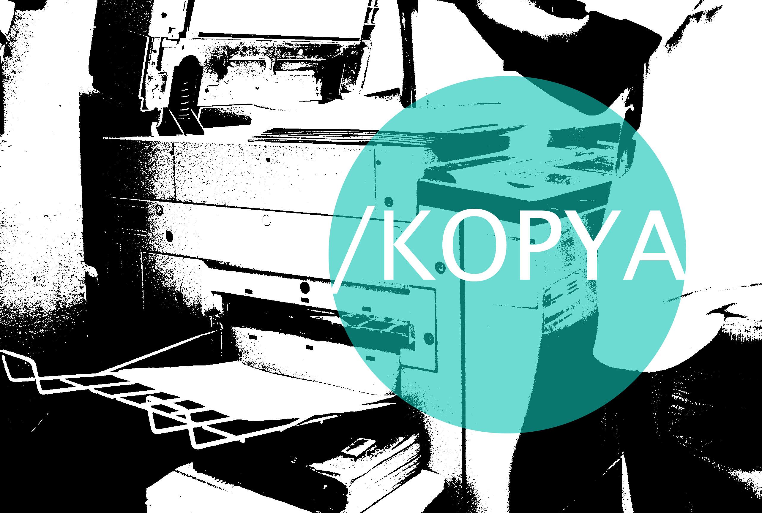 Kopya