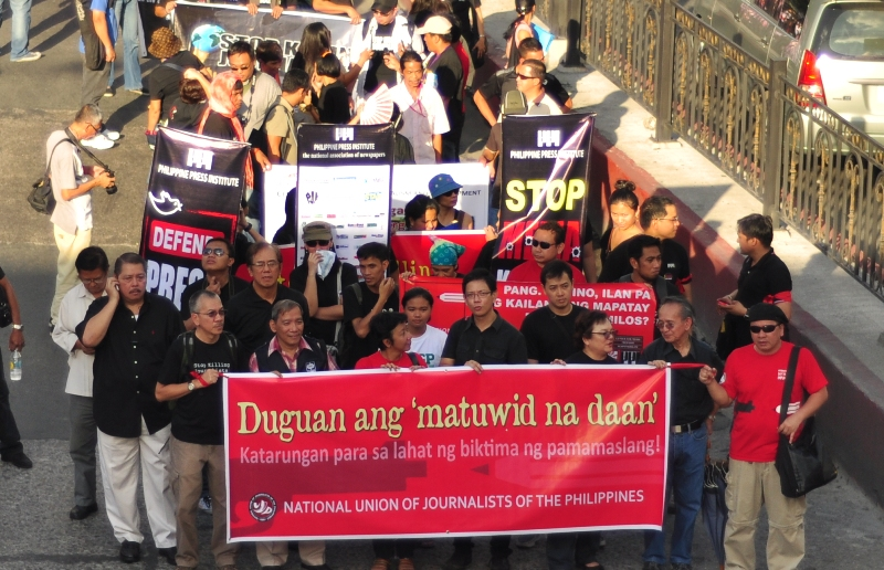 CMC commemorates second year of Maguindanao Massacre