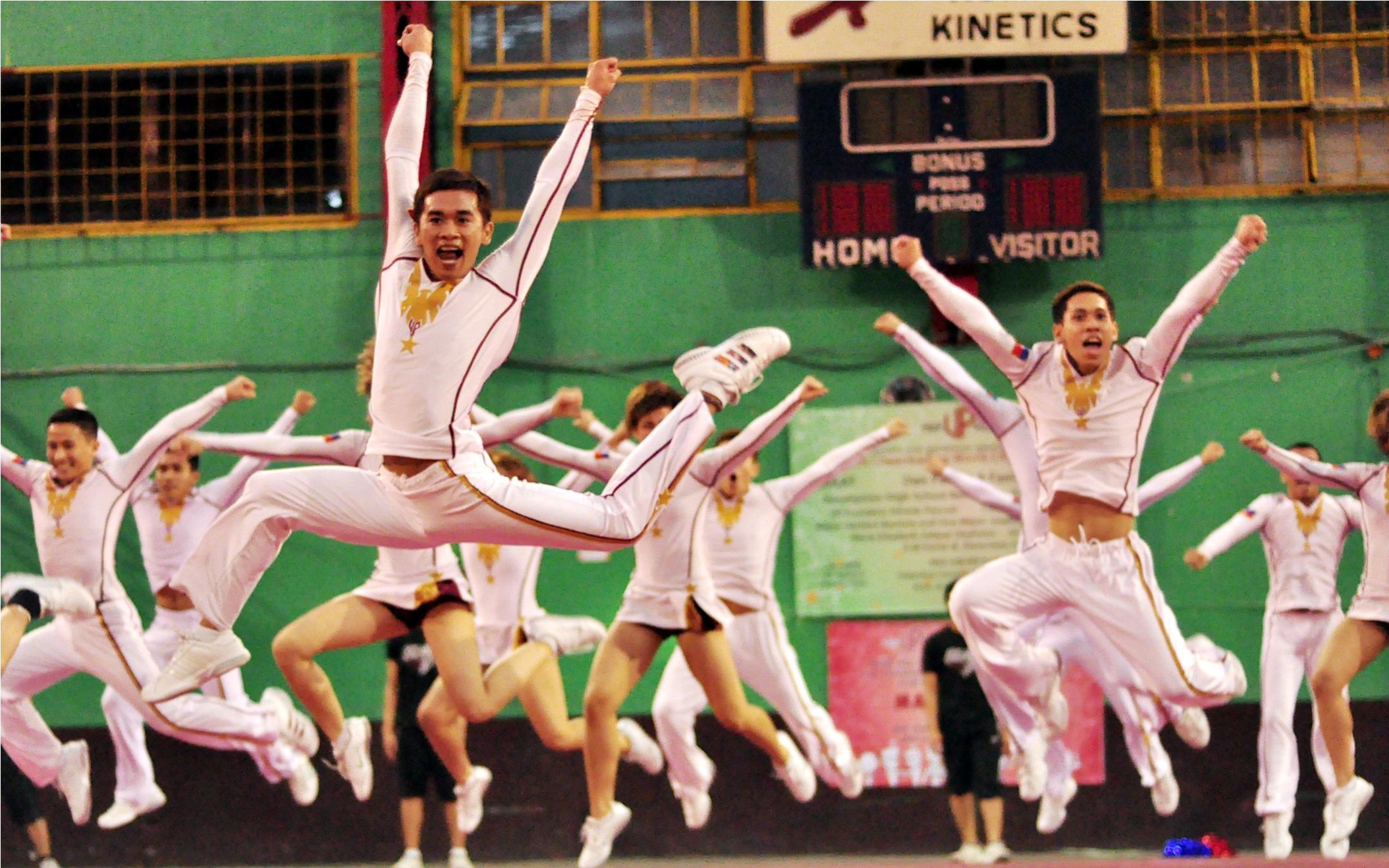 In Focus: Philippine cheerdance team gears up for world tilt