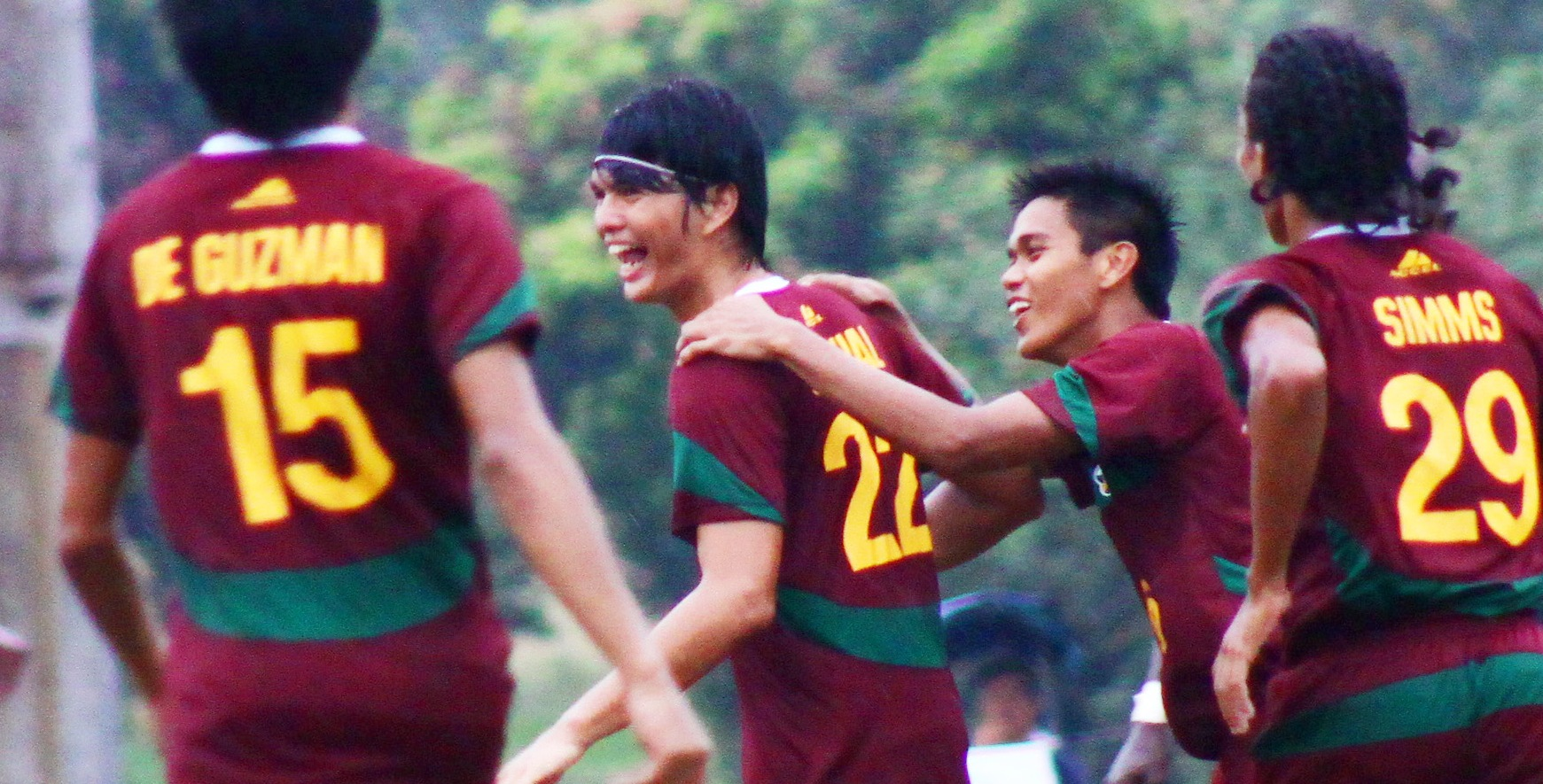 UP booters beat DLSU