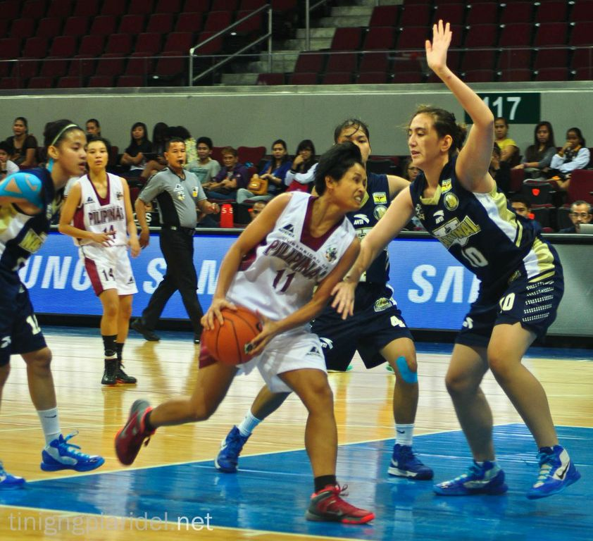 Lady Bulldogs' catapult start fends off Maroons, 68-61