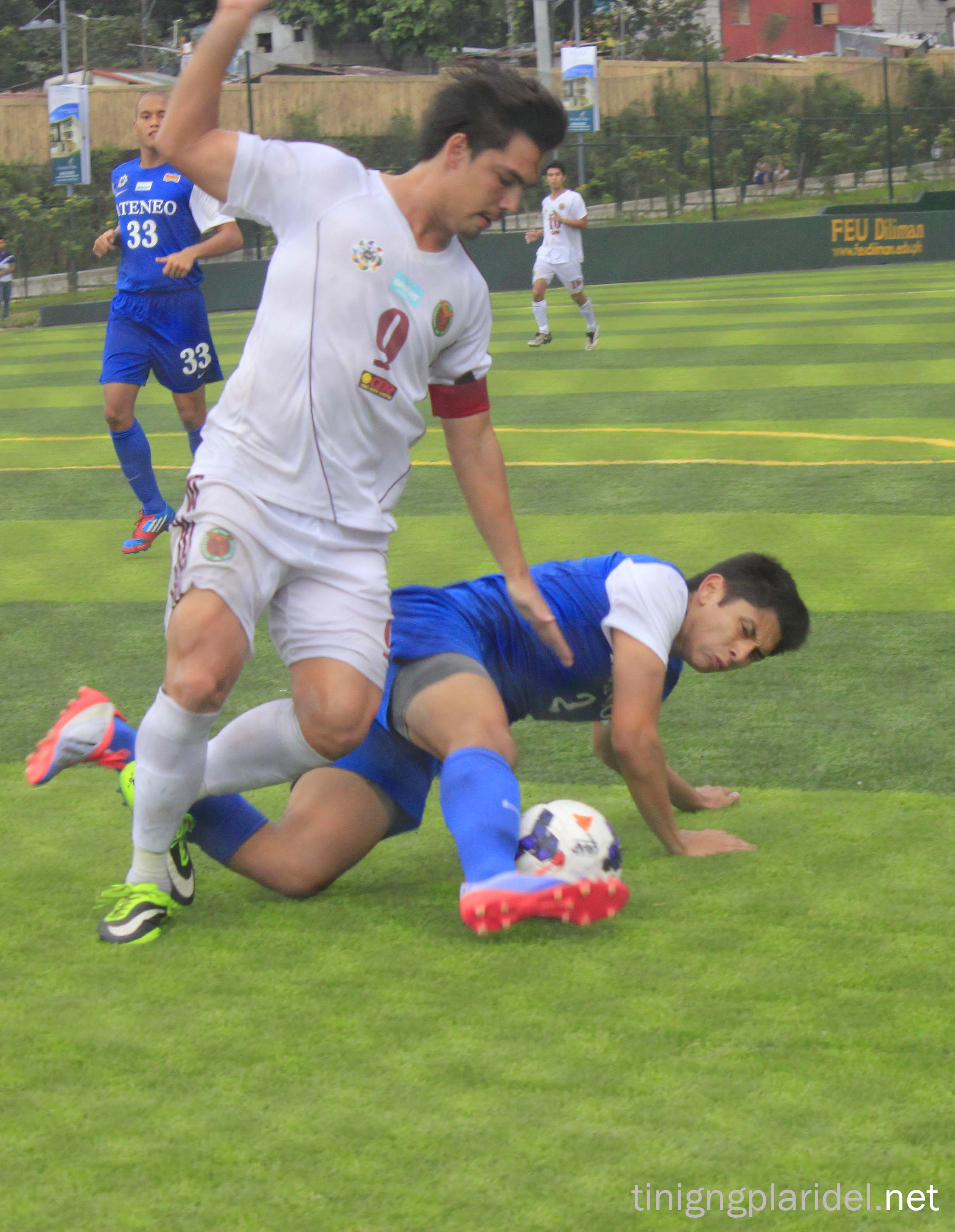 Maroon booters edge Eagles for 2nd straight win, 1-0