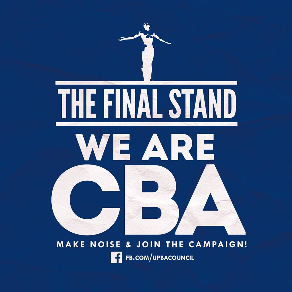 "Business students against renaming of college, launch ""One CBA Campaign"""