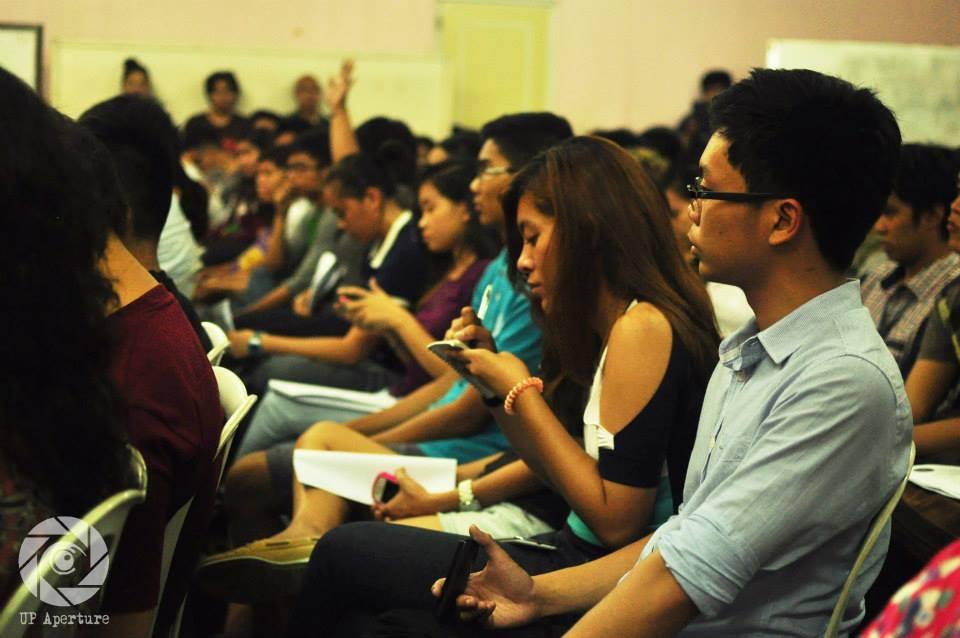 Student regent tackles pros, cons of calendar shift