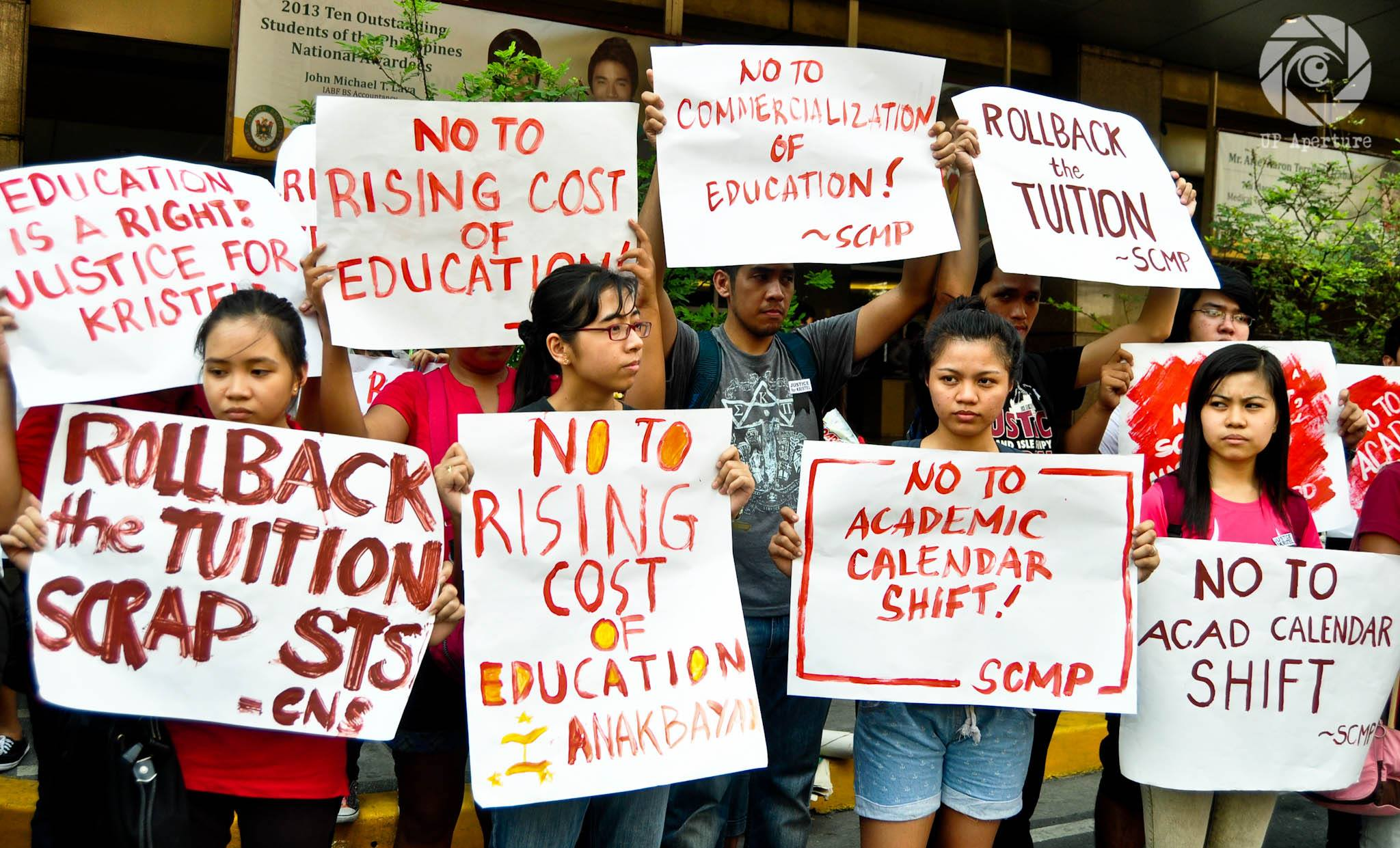 IN FOCUS: Justice for Kristel Tejada protest action
