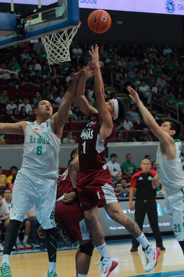 Maroons submit to Green Archers anew, 65-86