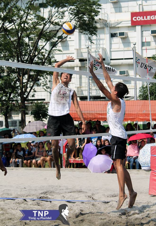 UP Beach Volleyball Teams at 1-2 standing after opening weekend