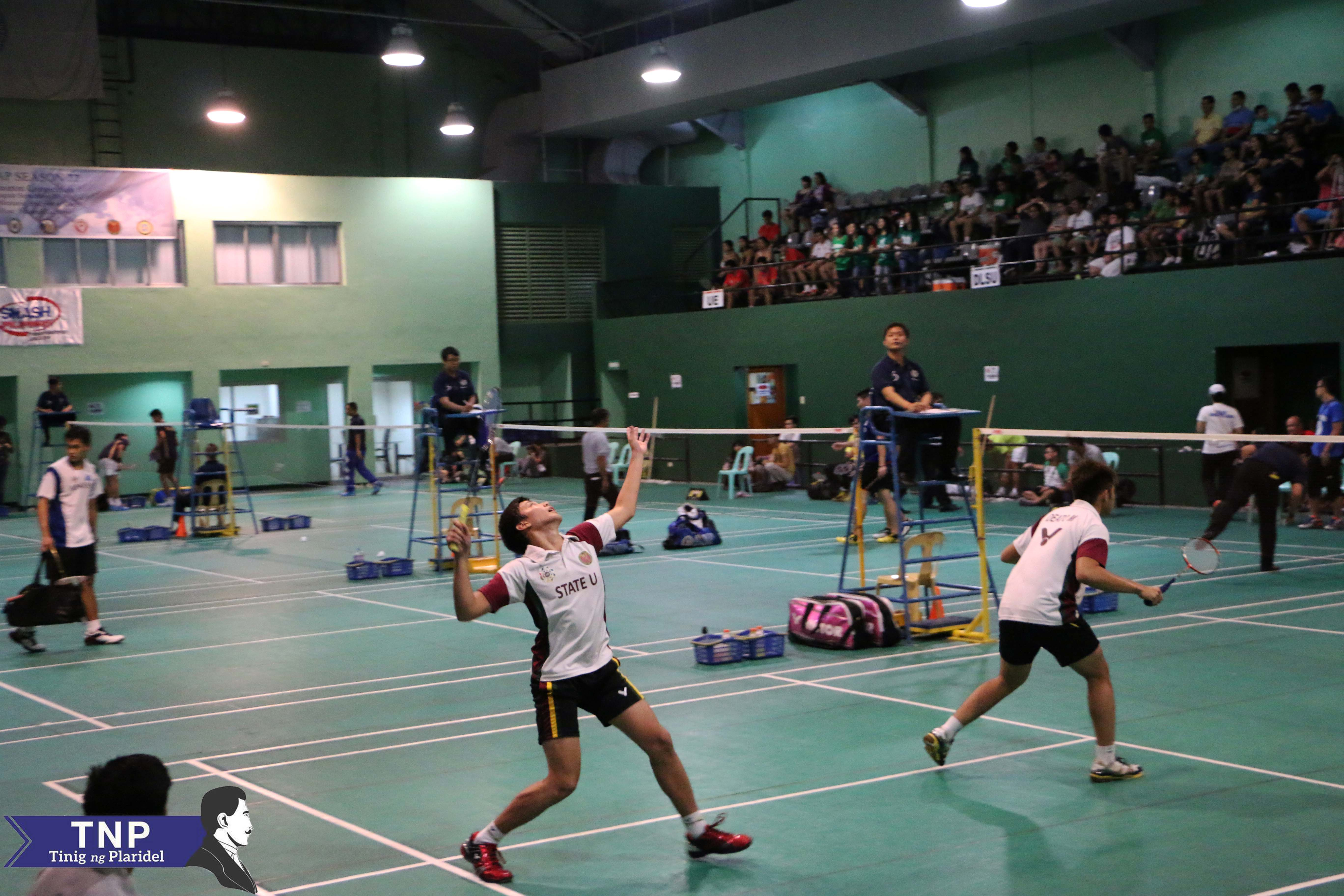 UP Lady Shuttlers remain unbeaten, edge out UST