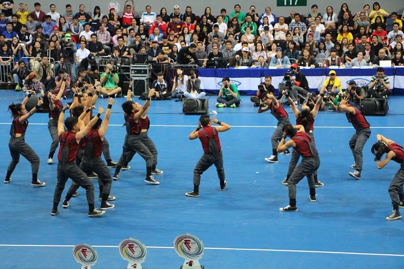 UAAP| UP defends streetdance title