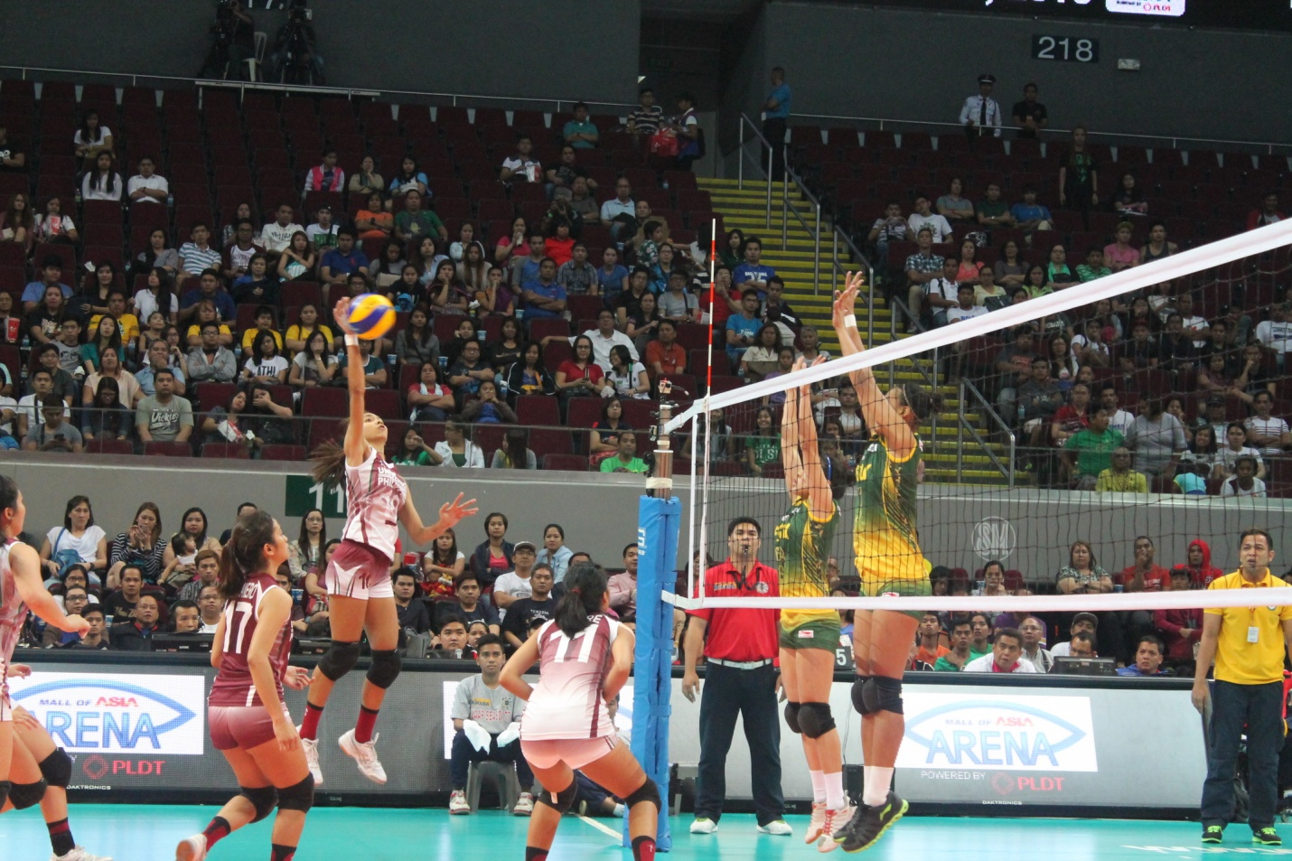 UAAP | UP WVT on brink of elimination after losing to FEU