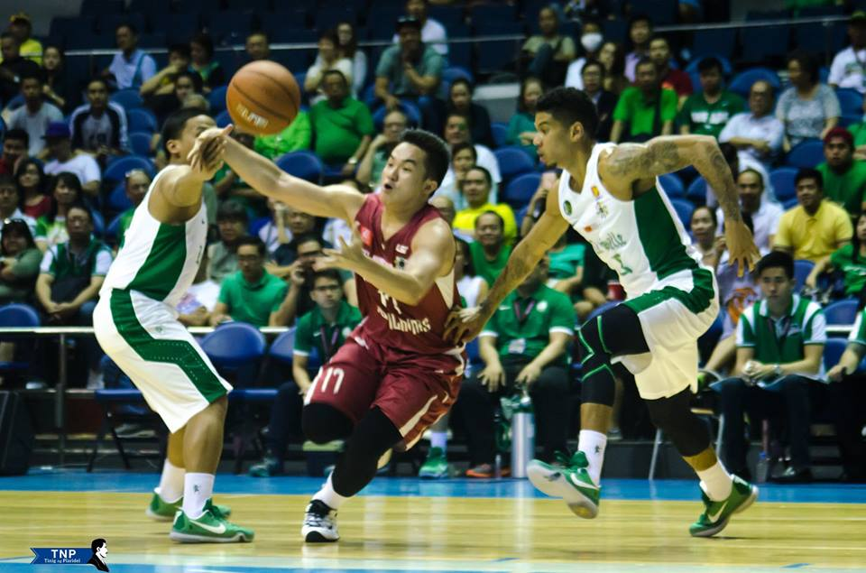 Best in decade: UP stuns La Salle for 2-0 start
