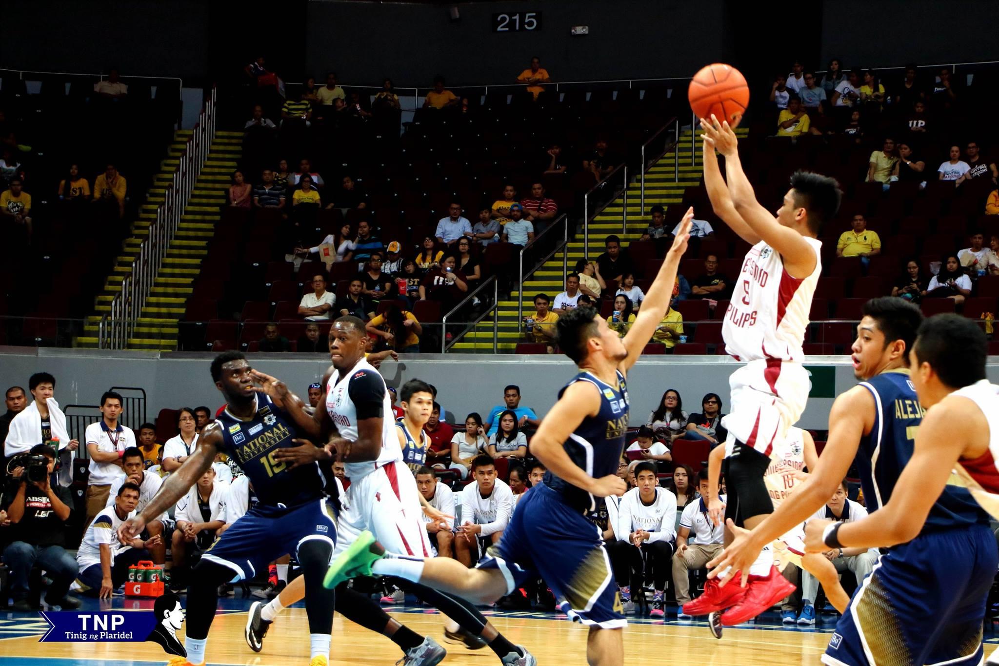 UP continues slump; drops third game against NU