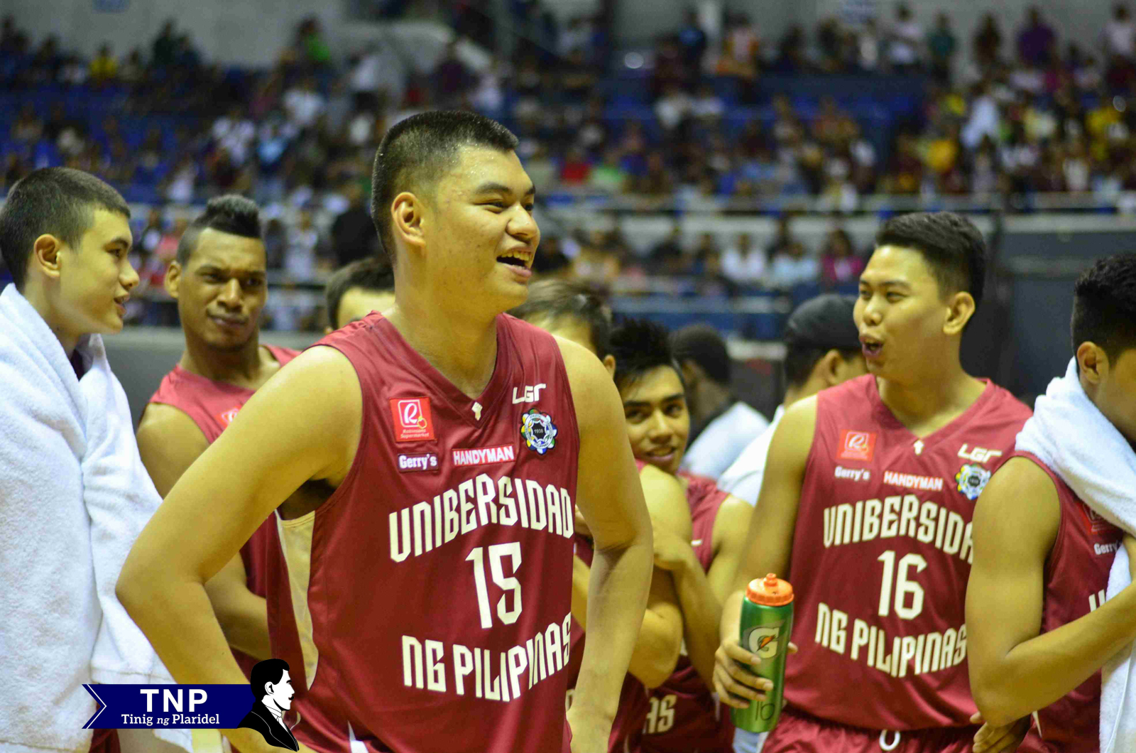Vito sinks three treys to lead UP to opening win against UE