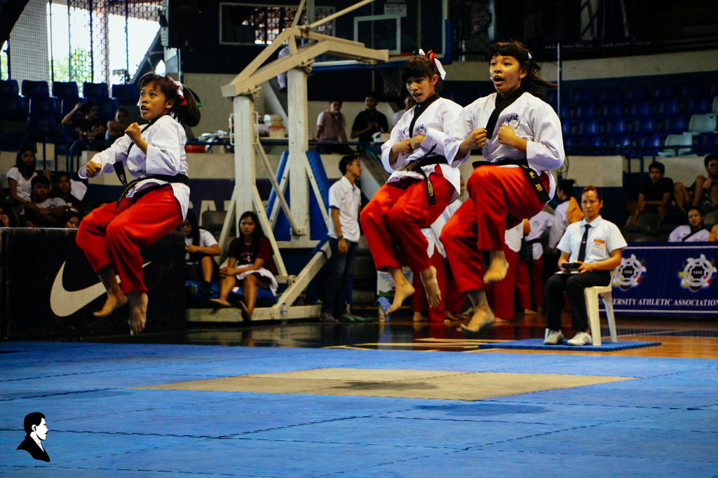 UP lands runner-up finish in UAAP poomsae tourney