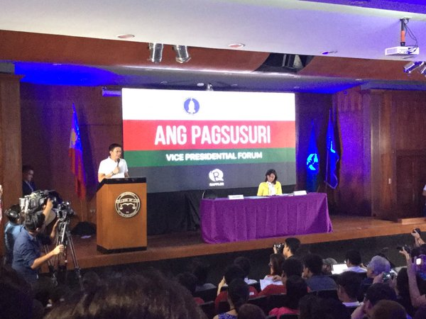 Escudero: Lower house cuts SUCs budget, not Senate