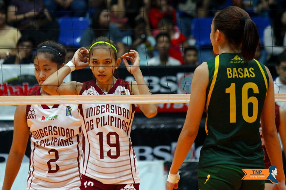 V-League: UP suffers first loss against undefeated FEU