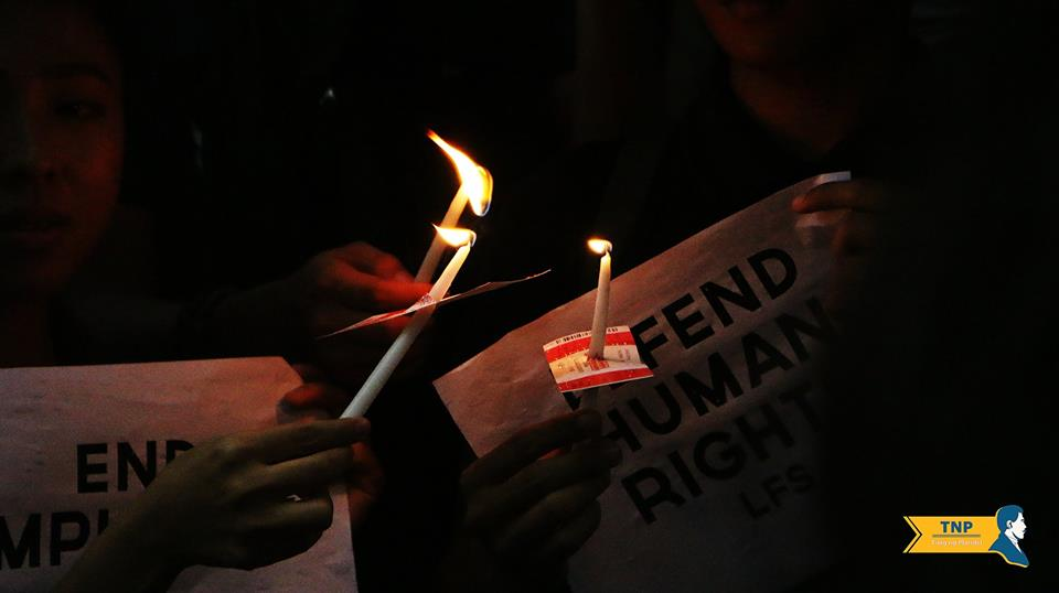 KPL Rep. Elago, UP students to Duterte:  Stand up for human rights
