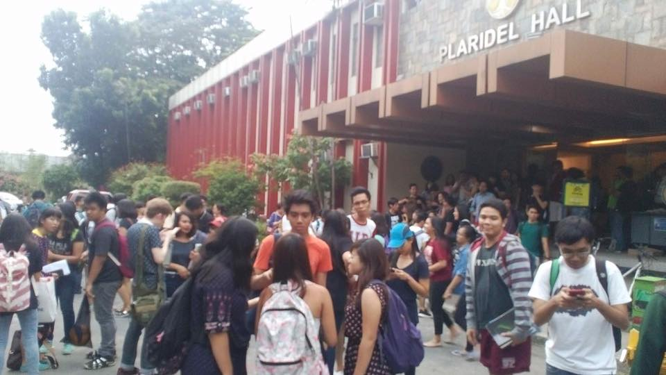 UPD receives bomb threat, security officials on high alert