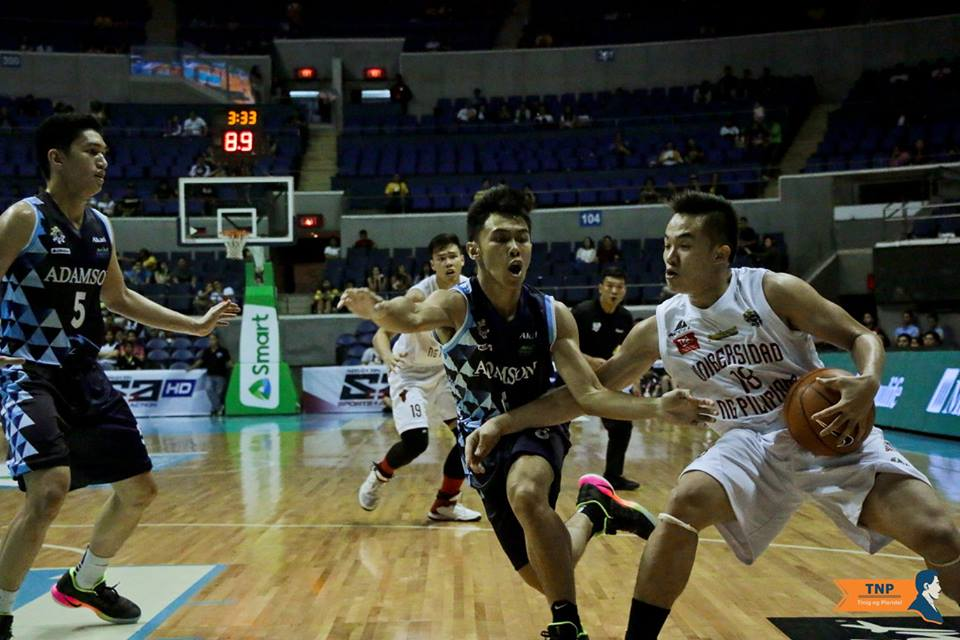 UP MBT drops opening clash against Adamson in Perasol's debut