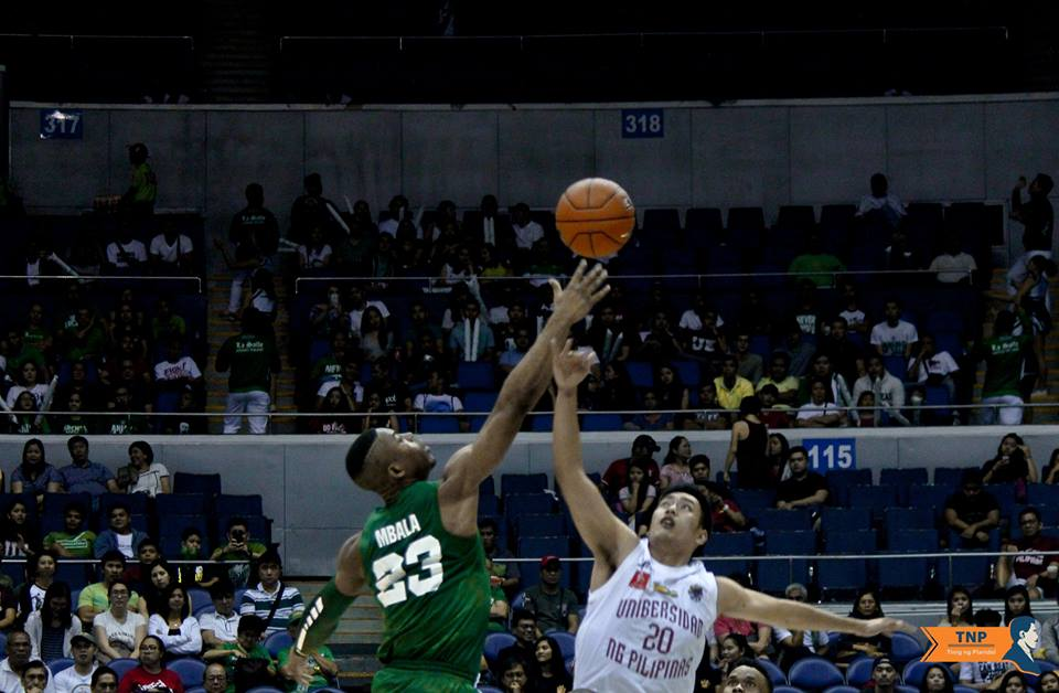 DLSU crushes UP MBT in first Season 79 matchup