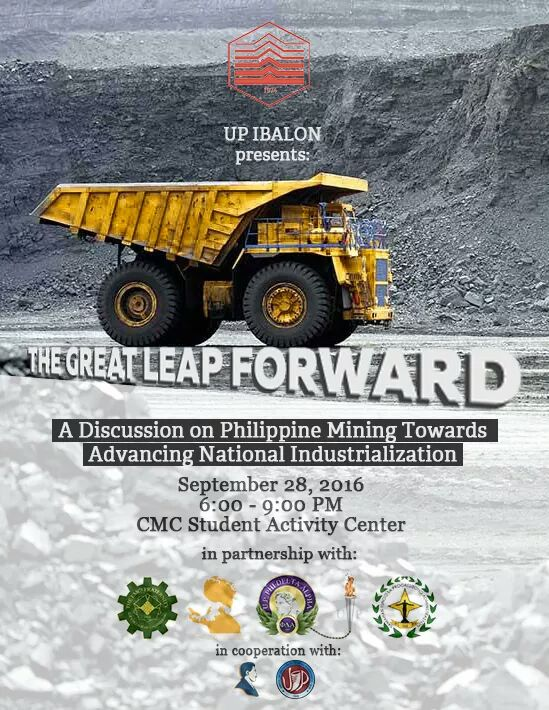 UP Ibalon: Philippine mining prerequisite to national industrialization