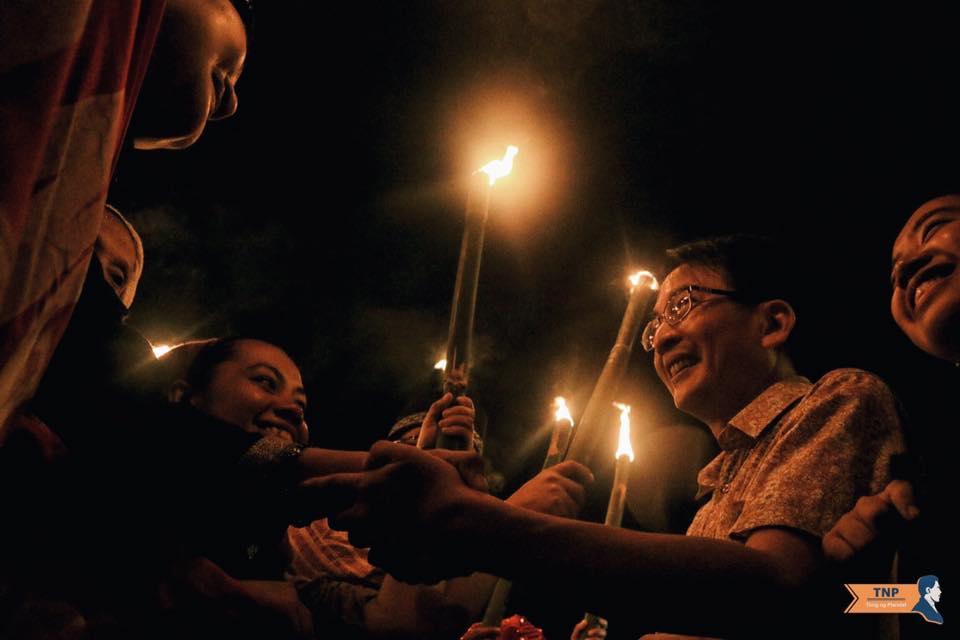 Sparks of solidarity: Rekindling the fight of national minorities