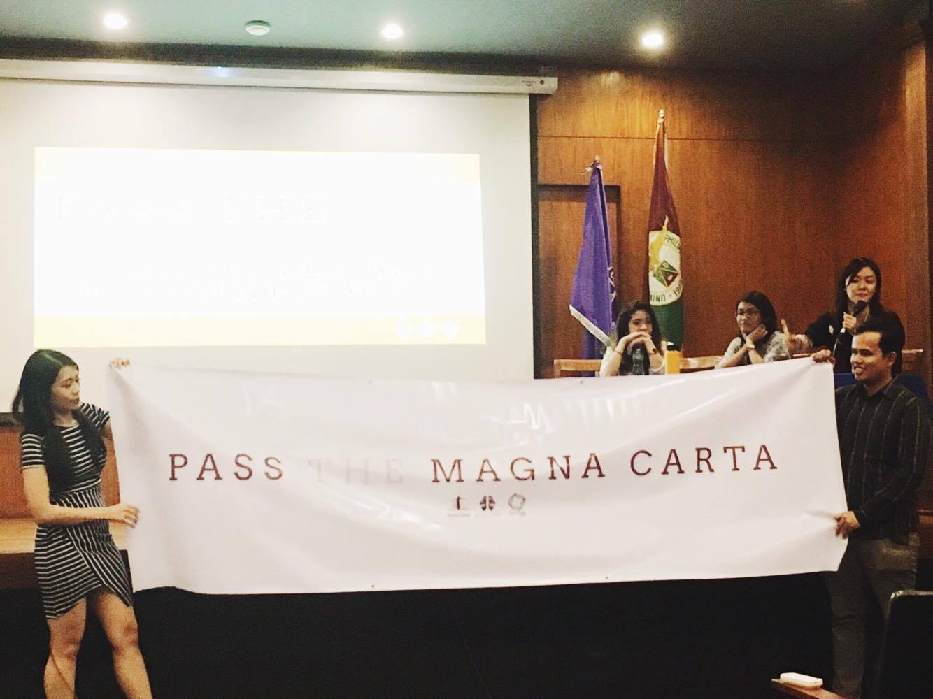 UP LSG to lobby UP admin for Students' Magna Carta