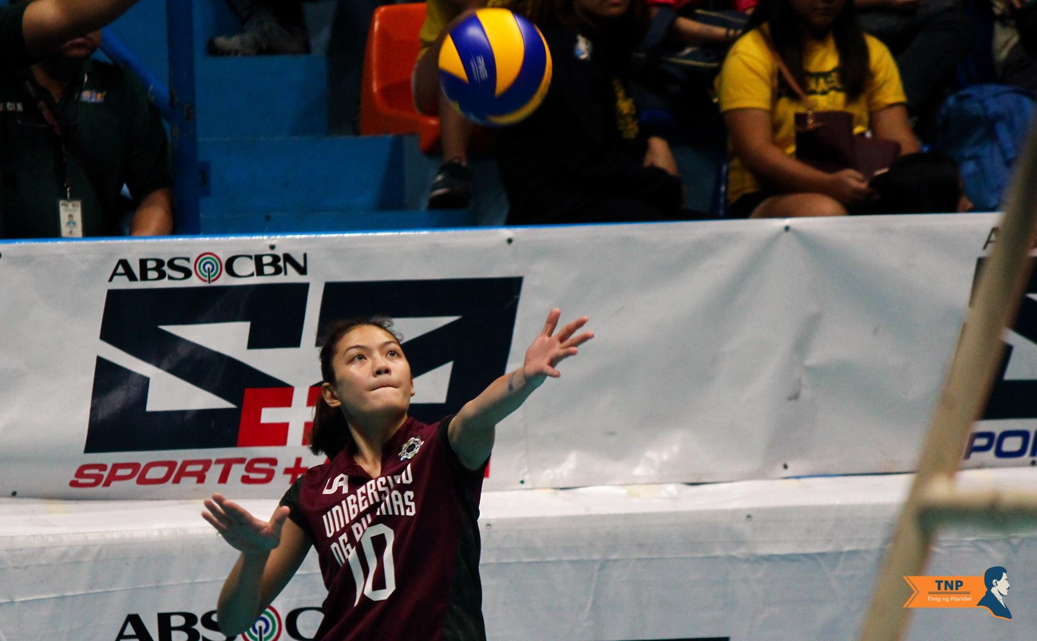 Lady Maroons fail to repeat sweep of La Salle