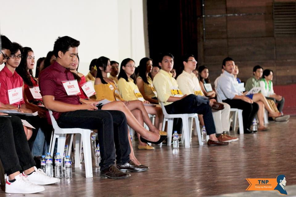 BOTONG ISKO: USC councilor bets debate on free education
