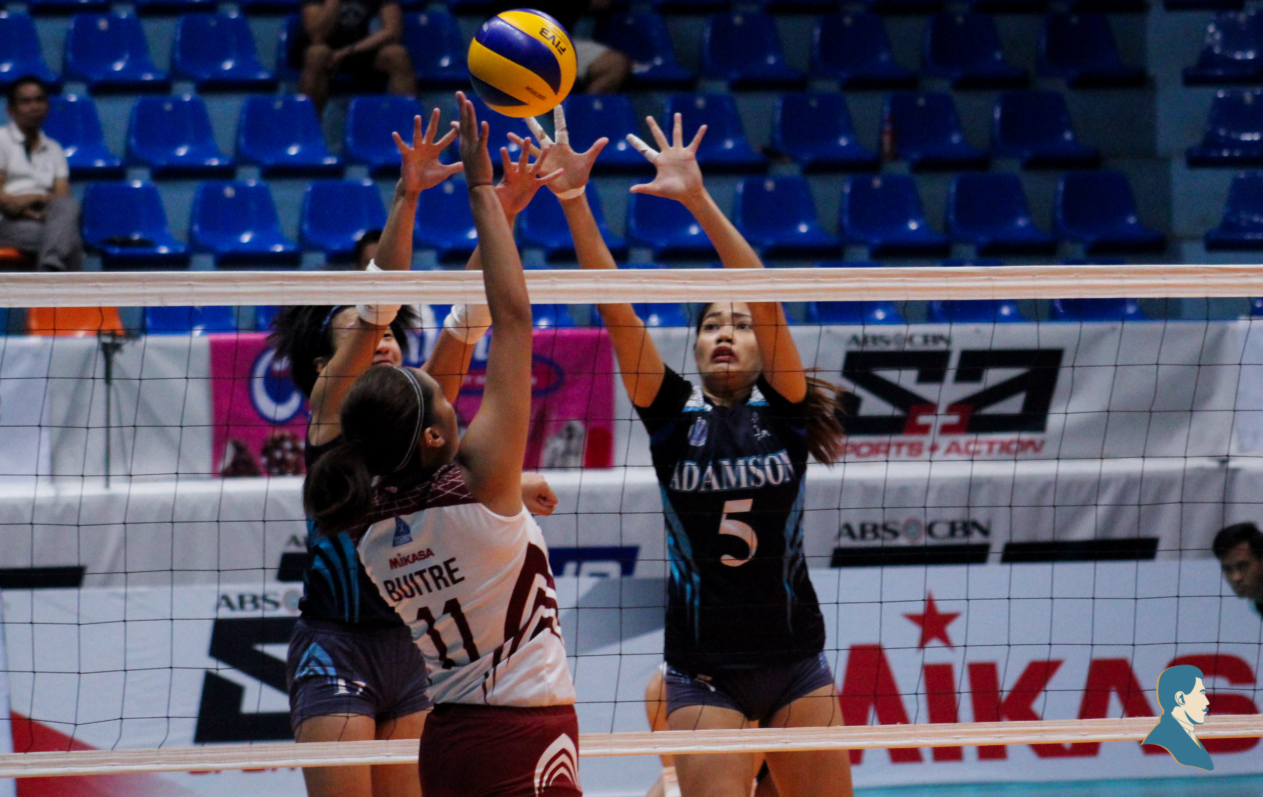 UP drops PVL Opener against Adamson in five sets
