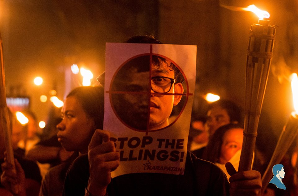 Lawyers condemn Tokhang Relaunched, call for stronger justice system