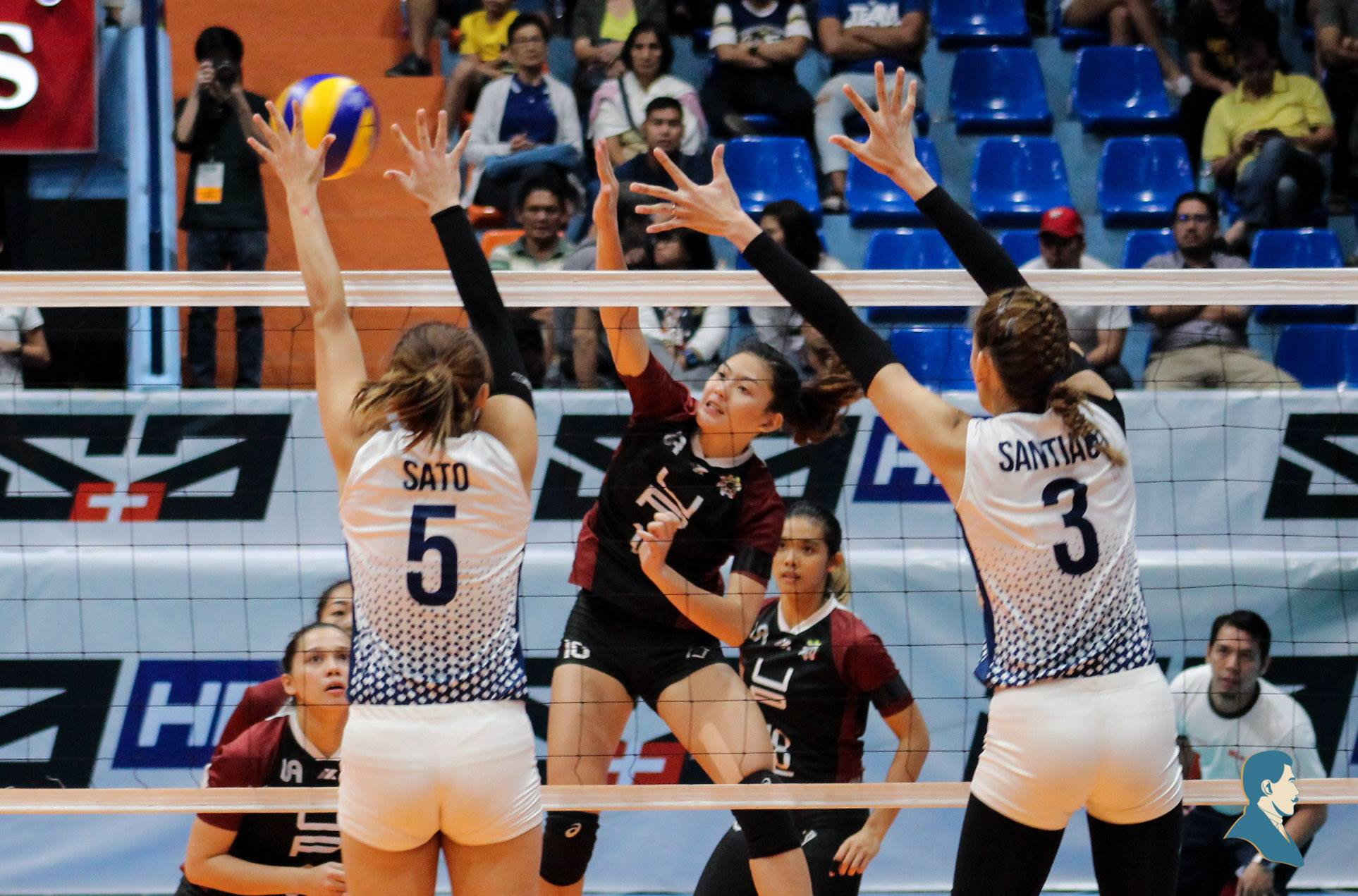 UP scores sweep at expense of skidding NU