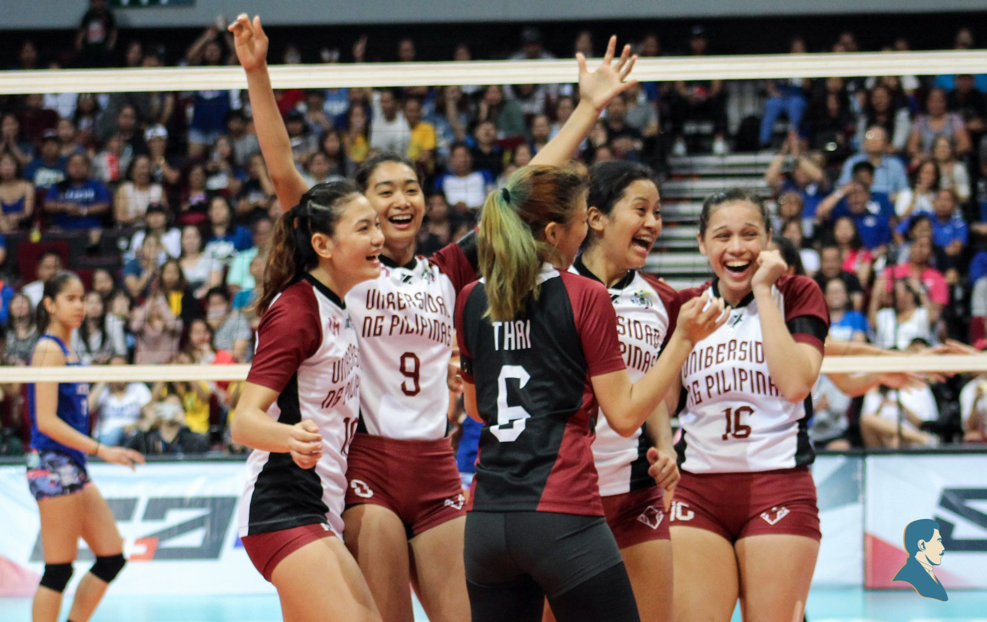 UP stuns Ateneo in straight-set win